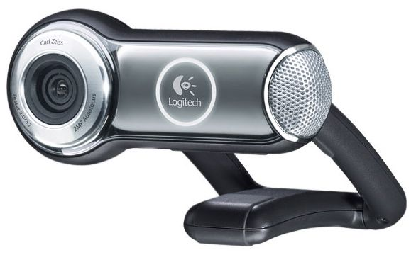logitech-webcam Webcam. Advantages. convenient ? no setup needed ...